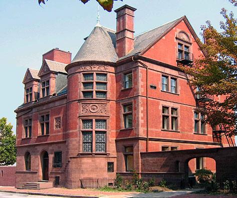 Winans Mansion West