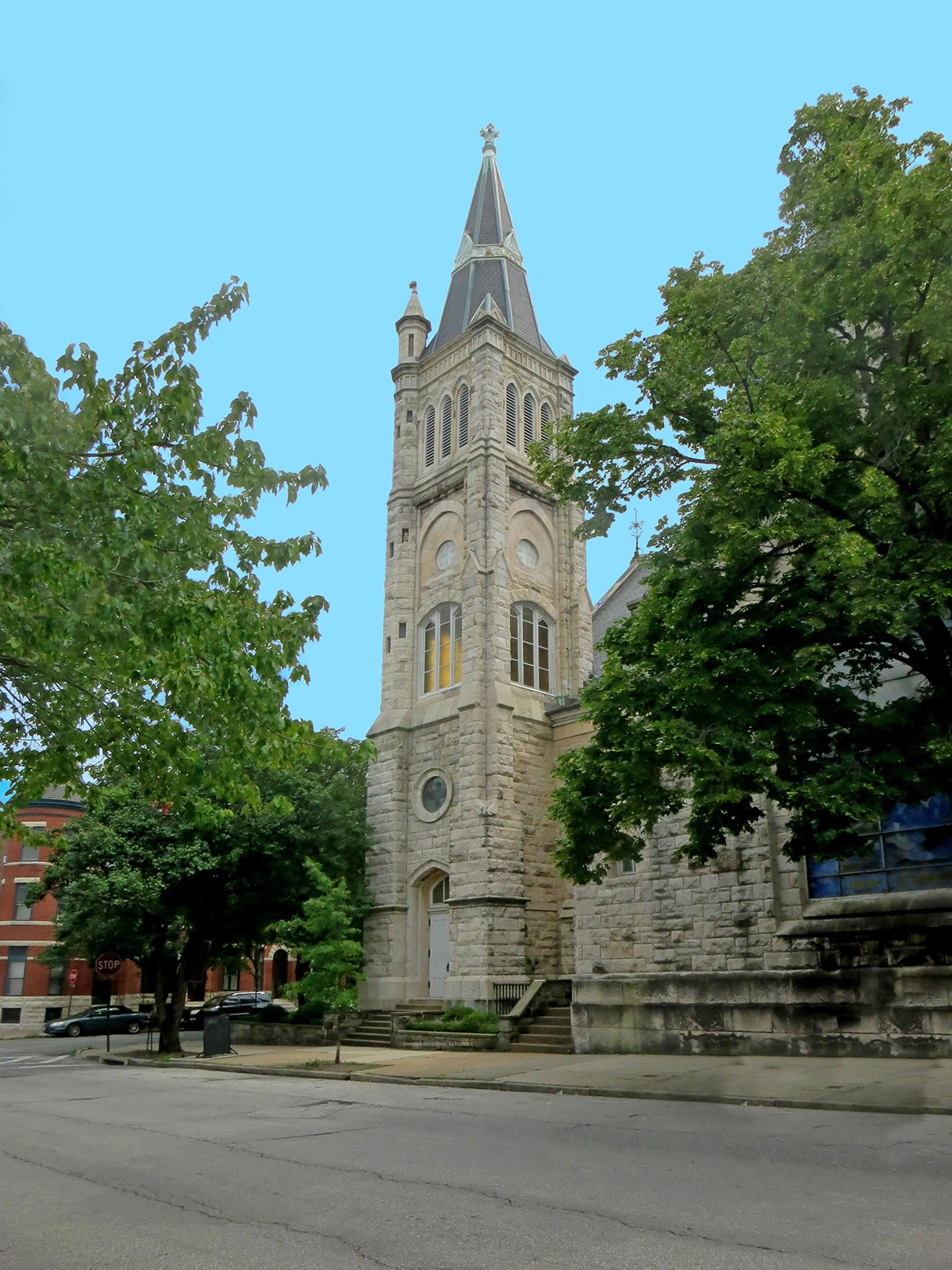 Brown Memorial Park Avenue Presbyterian Church North