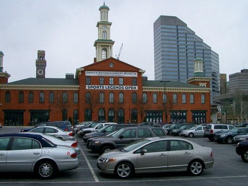 Camden Station
