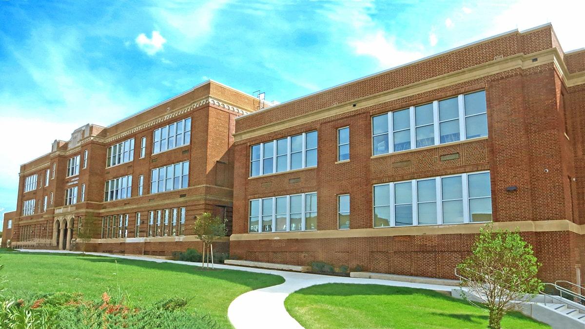 John Ruhrah School