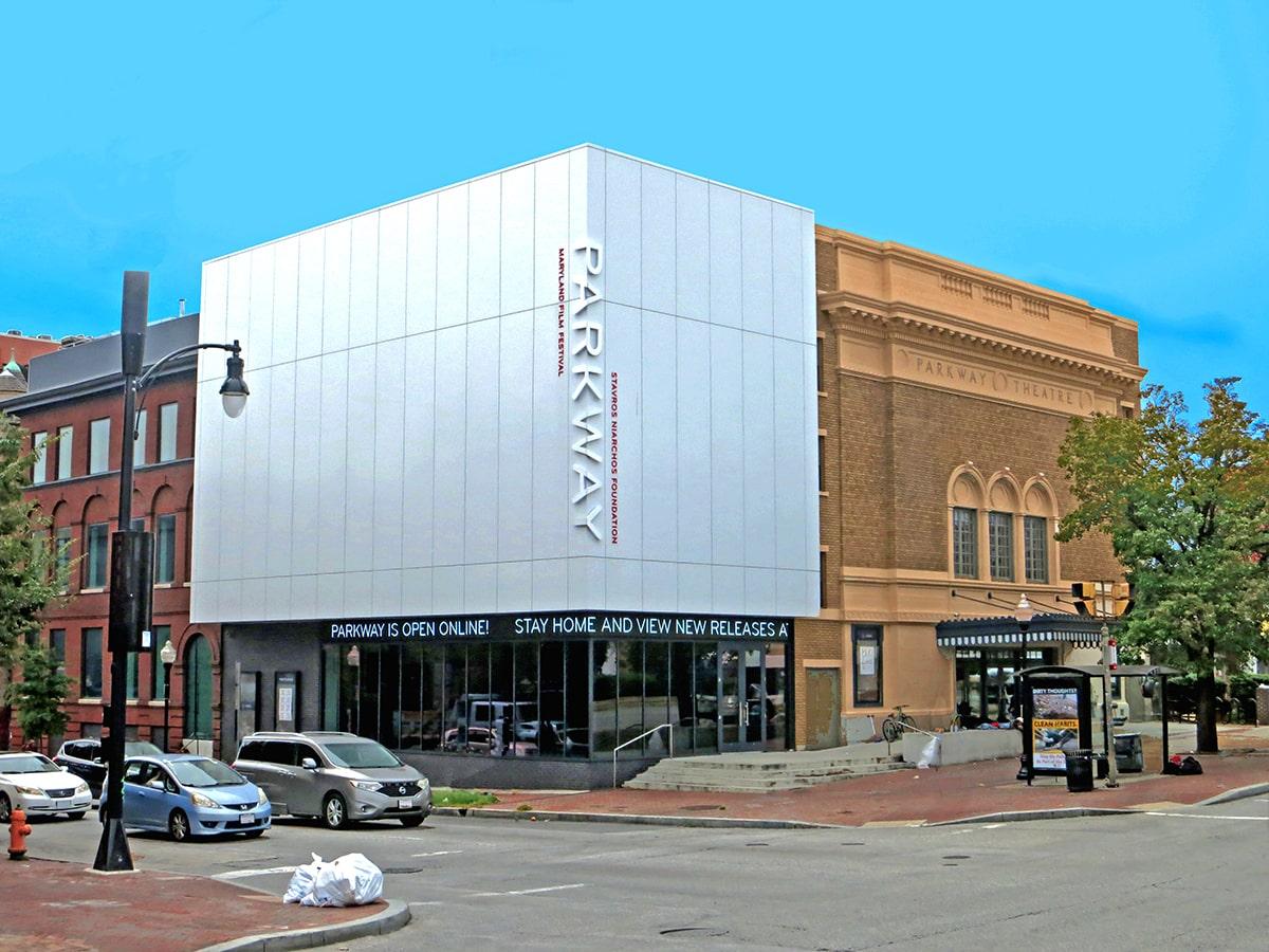Parkway Theatre East