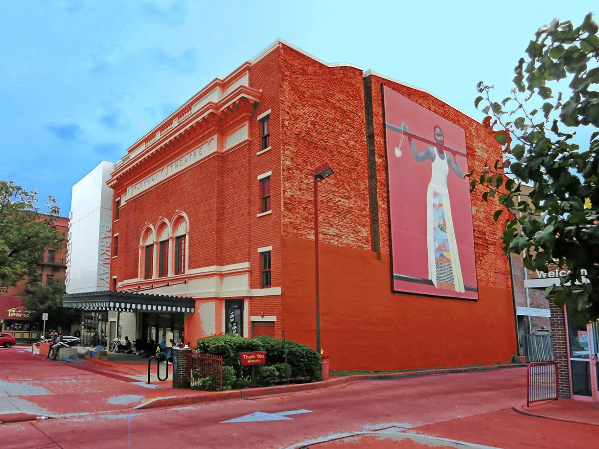 Parkway Theatre West