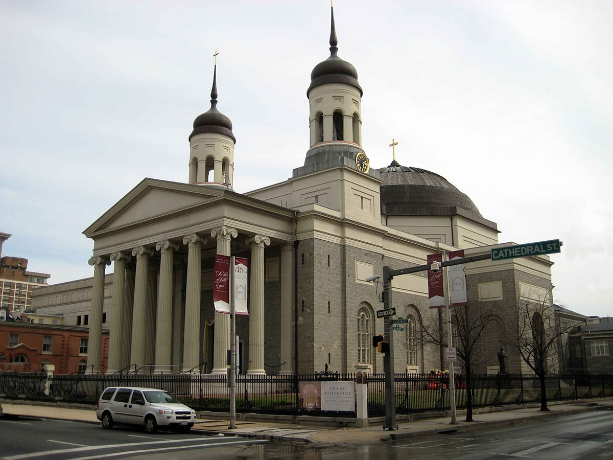 The Baltimore Basilica