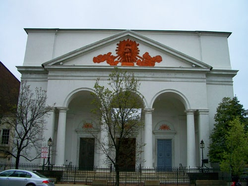 The First Unitarian Church
